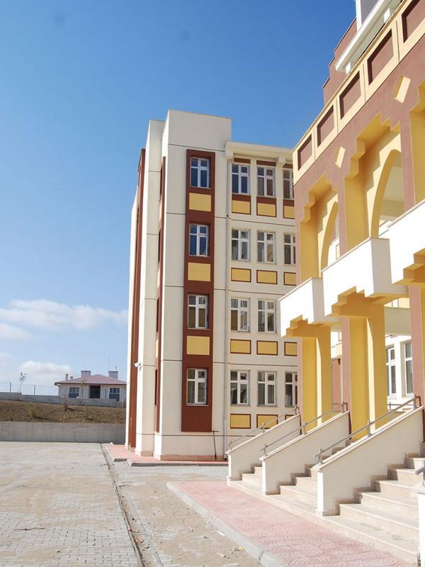 Eğitim Okul Yapıları